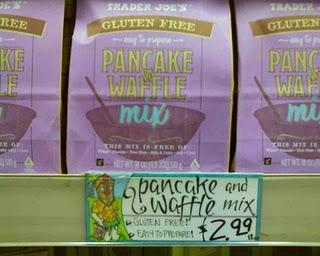 Trader Joe S Gluten Free Pancake And Waffle Mix Drinkin Ridin